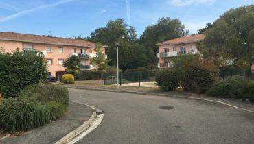 Toulouse Saint-Simon vente appartement t3 dans une résidence fermée avec piscine.